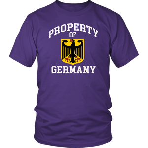 Property Of Germany T-Shirt/Hoodie-Womens