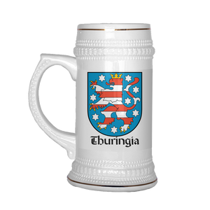 Thuringia Beer Stein