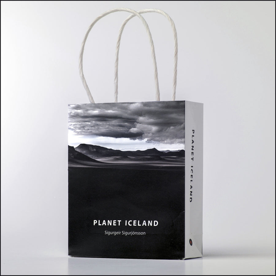 Mini Planet Iceland in a bag