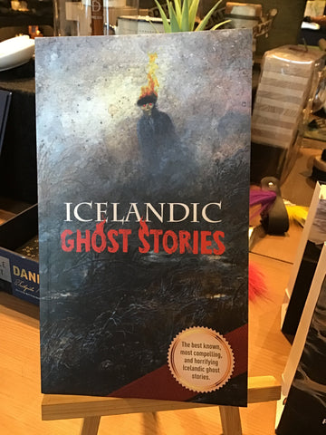 Icelandic Ghost Stories