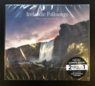 Icelandic Folksongs (2CD) - Ýmsir