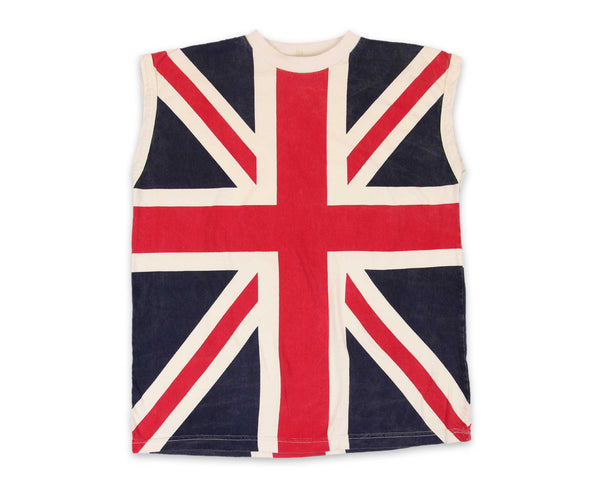 Vintage 70s Union Jack Punk Rock T-Shirt │ REVIVAL Clothing