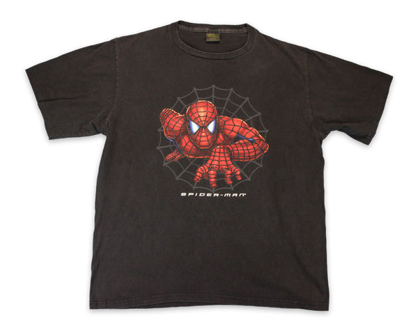 90's Marvel Spiderman Logo Vintage T-Shirt
