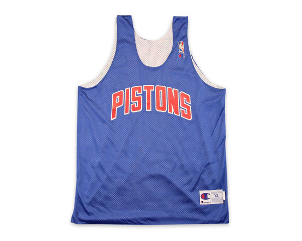 Vintage 90s Detroit Pistons Basketball Jersey | REVIVAL Clothing