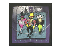 90's ZZ Top Antenna Tour Vintage T-Shirt