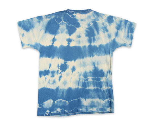 Smiley Face Tie Dye Tee