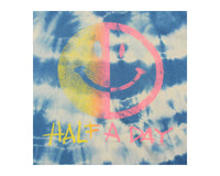 90s Half A Day Smiley Face Vintage T Shirt | REVIVAL Online Store