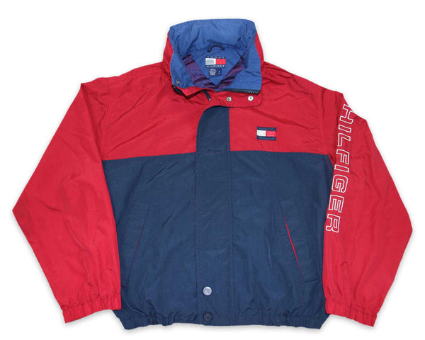 Vintage 90s Tommy Hilfiger Sailing Jacket | REVIVAL Clothing