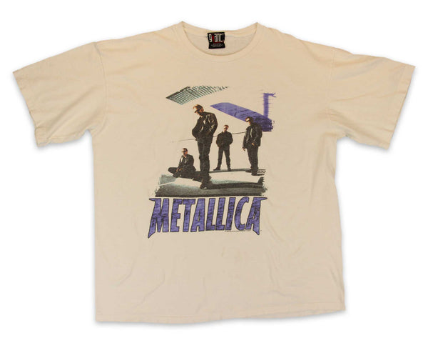 Vintage 90s Metallica Giant Merch T-Shirt │ yoREVIVAL Clothing