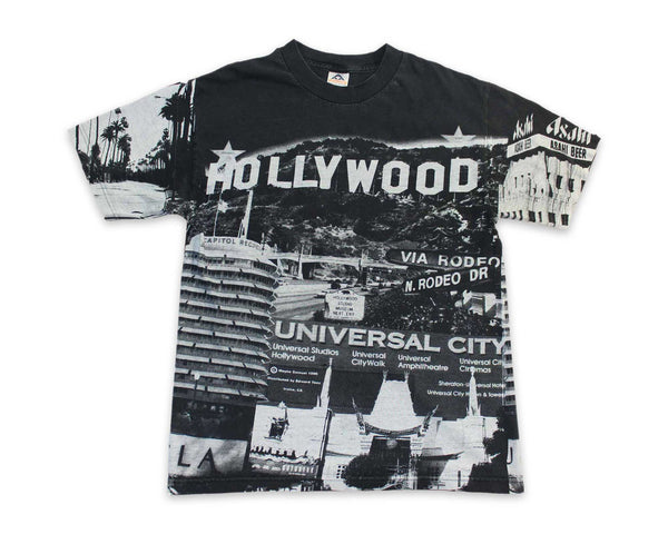 Vintage 90s Hollywood Double Sided T-Shirt | REVIVAL Clothing