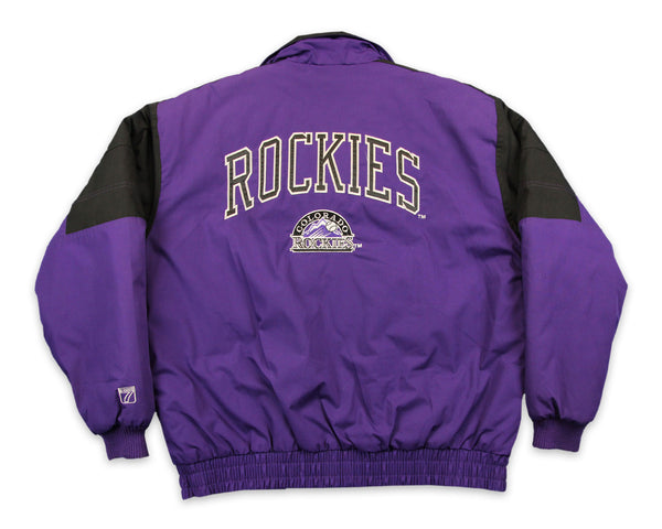 Colorado Rockies Puffer Coat