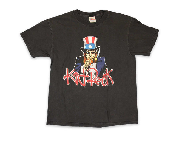 Vintage 2001 Kid Rock American Bad Ass Tour T-Shirt │ REVIVAL Clothing