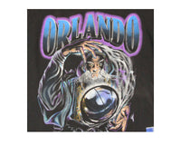 Vintage 90's Orlando Magic Magician T Shirt