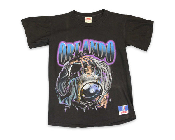 Vintage 90s Orlando Magic Magician T-Shirt │ REVIVAL Clothing