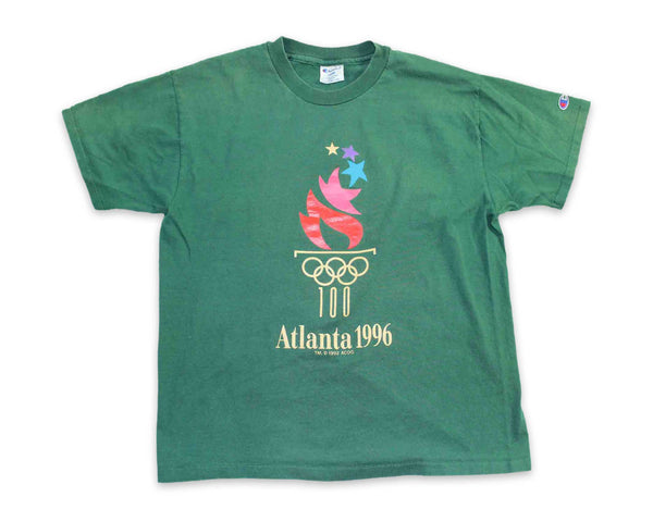 Vintage 90s Atlanta Olympics Logo T-Shirt │ REVIVAL Clothing