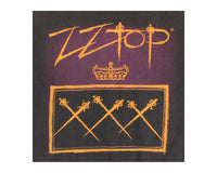 90's ZZ Top XXX Tour Vintage T-Shirt Logo