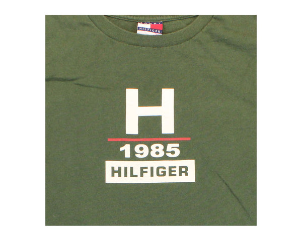 1990's Tommy Hilfiger Clothing Tag