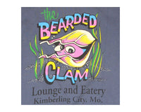 Vintage 90s Bearded Clam Lounge T-Shirt