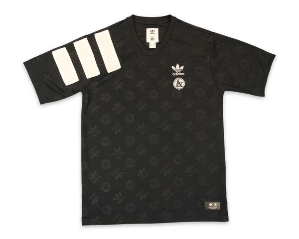 Adidas UA&Sons Black Logo Jersey | REVIVAL Clothing