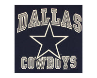 1990's Dallas Cowboys Football Logo