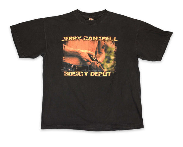 Vintage 90s Jerry Cantrell Boggy Deput T-Shirt │ REVIVAL Clothing