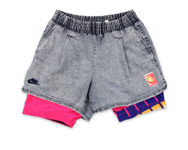 Vintage 90s Nike Challenge Court Shorts | REVIVAL Clothing