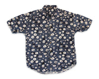 Structure Pattern Rayon Shirt