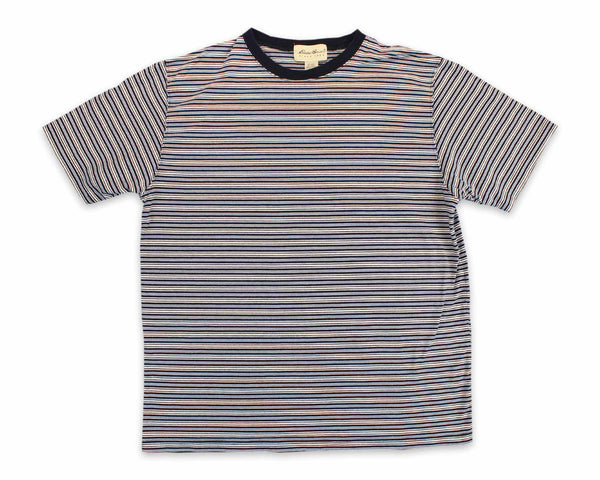 90's Eddie Bauer Striped Vintage T-Shirt
