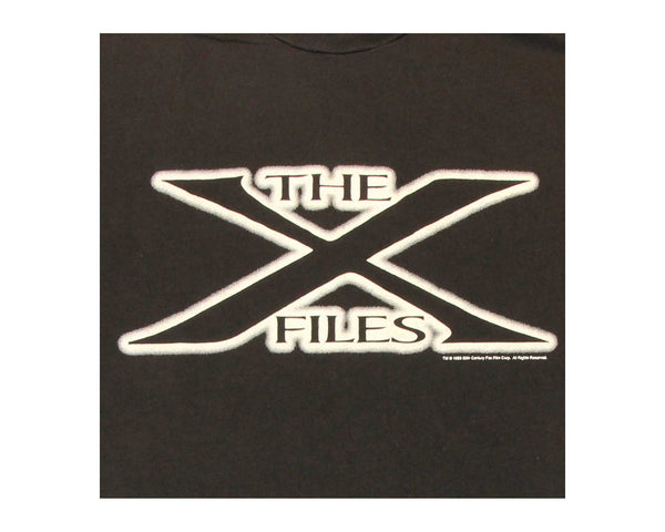 The X-Files Logo Tee