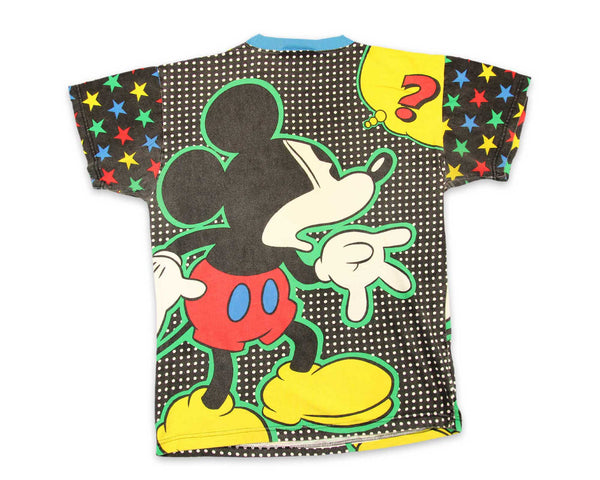 Vintage 90s Mickey & Co Clothing Tag