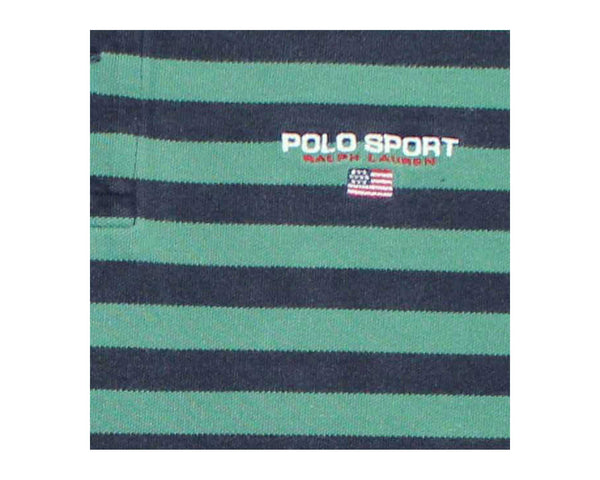 Vintage 90s Polo Sport Clothing Tag