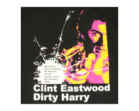 Vintage 90s Clint Eastwood Dirty Harry Movie T-Shirt