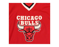 90s Chicago Bulls Vintage Hockey Jersey