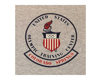 80s USA Olympic Training Colorado Springs Vintage T-Shirt