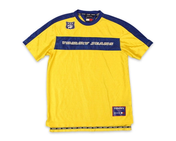 Vintage 2001 Tommy Jeans Soccer Jersey | REVIVAL Clothing