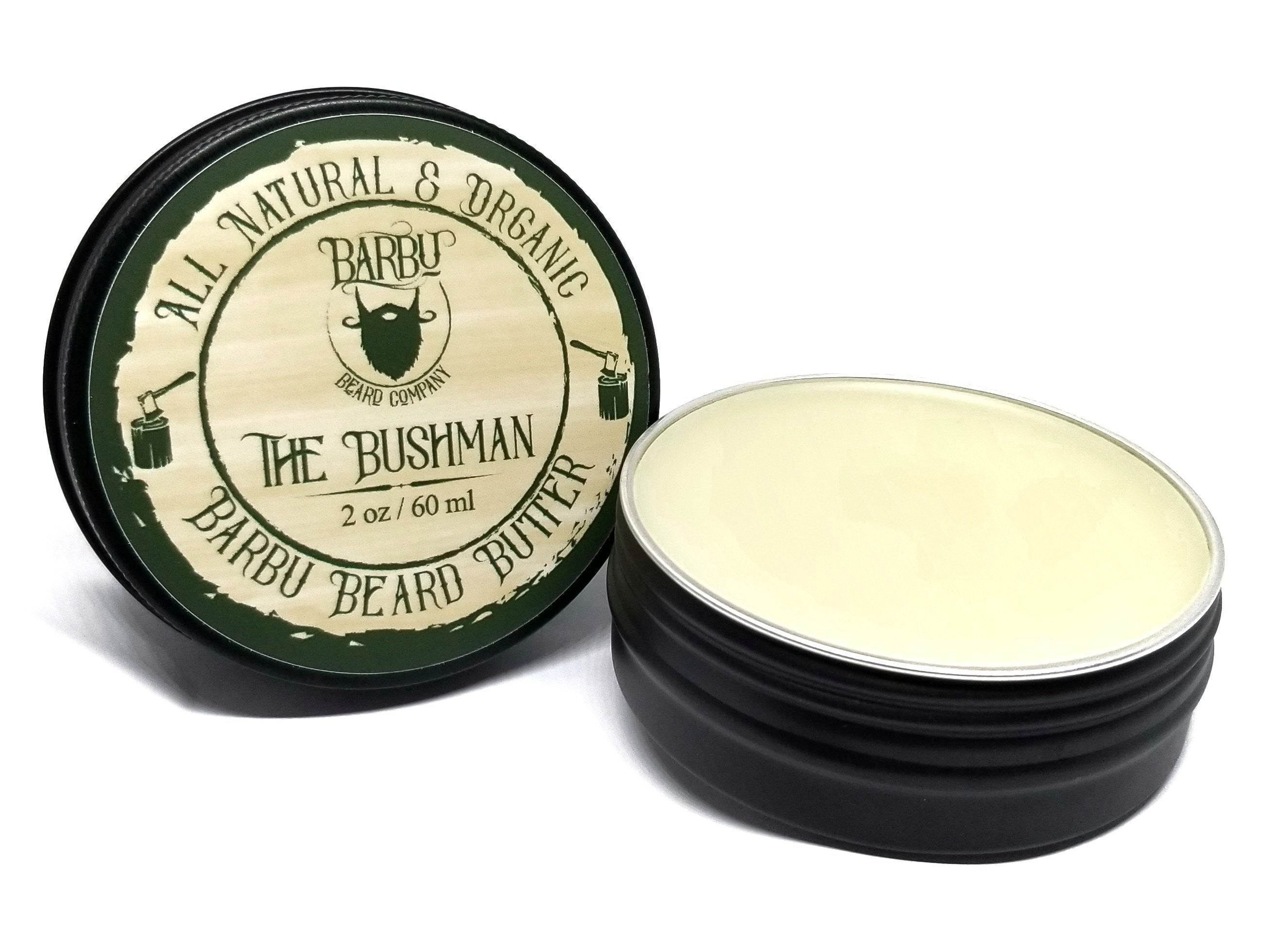 The Bushman Beard Butter