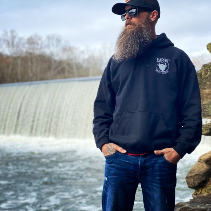 Ruggedly Sophisticated Barbu Hoodie