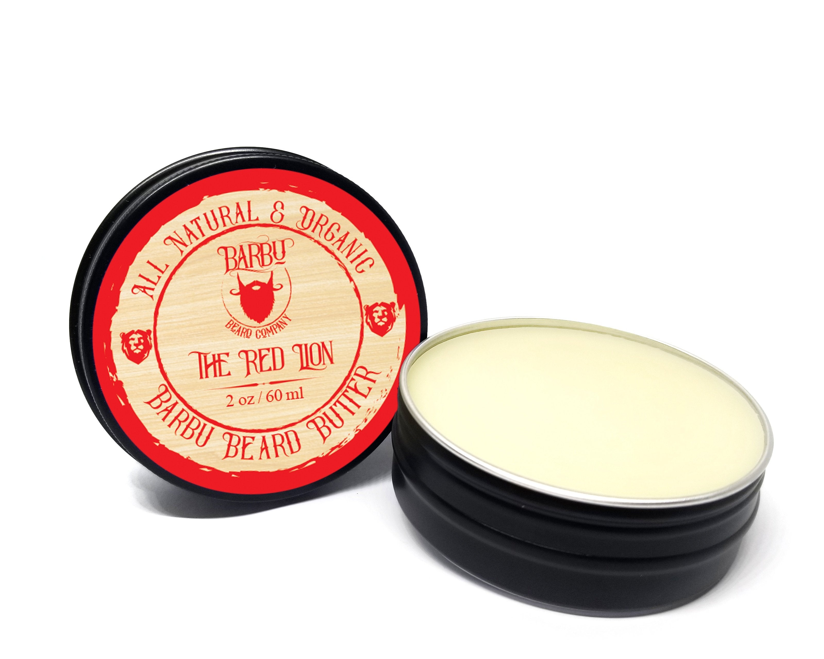 The Red Lion Beard Butter