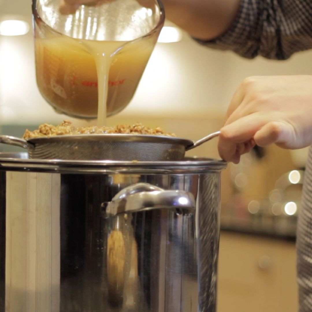 BREWING 101: A GUIDE TO YOUR FIRST BREW.