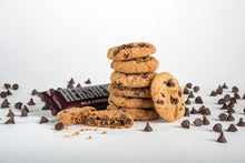 King Middle - Classic Minis - Chocolate Chip with Hersheys Pre-Baked Cookies