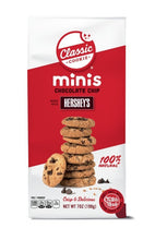Woodlawn Beach Middle - Classic Minis - Chocolate Chip with Hersheys Pre-Baked Cookies