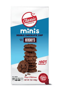 Bailey MS Band - Classic Minis - Double Chocolate with Hersheys Pre-Baked Cookies