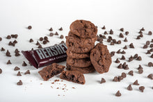 AK Suter Elementary - Classic Minis - Double Chocolate with Hersheys Pre-Baked Cookies