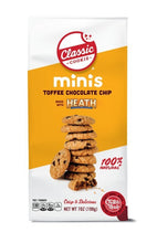 Bellview Elementary - Classic Minis - Toffee Chocolate Chip with Heath