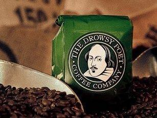 Old Shell Magnet - Drowsy Poet Coffee - COLOMBIAN DRIP