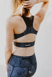 Bandini Crop in Dark Moon Snake