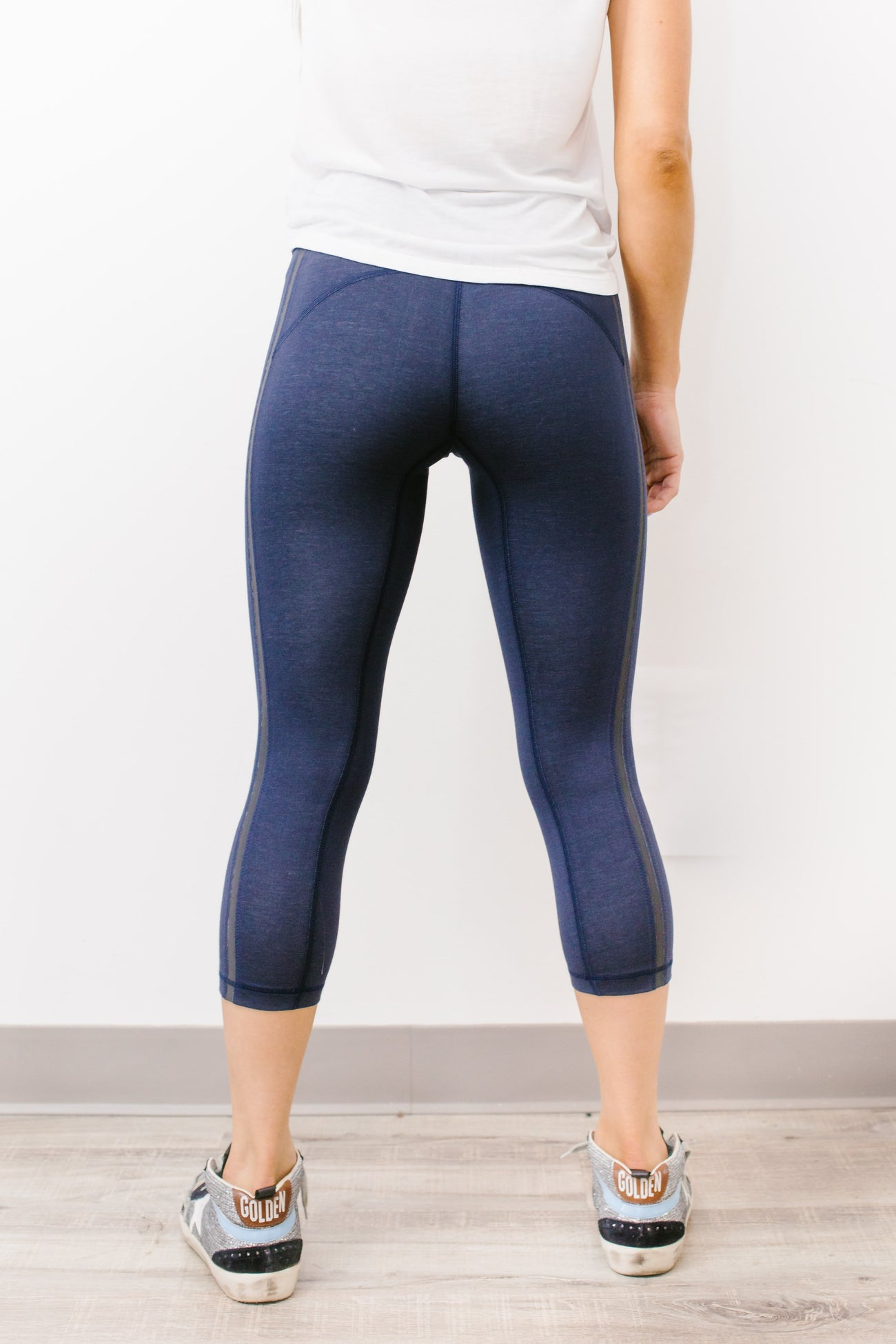 Highway Cropped Legging