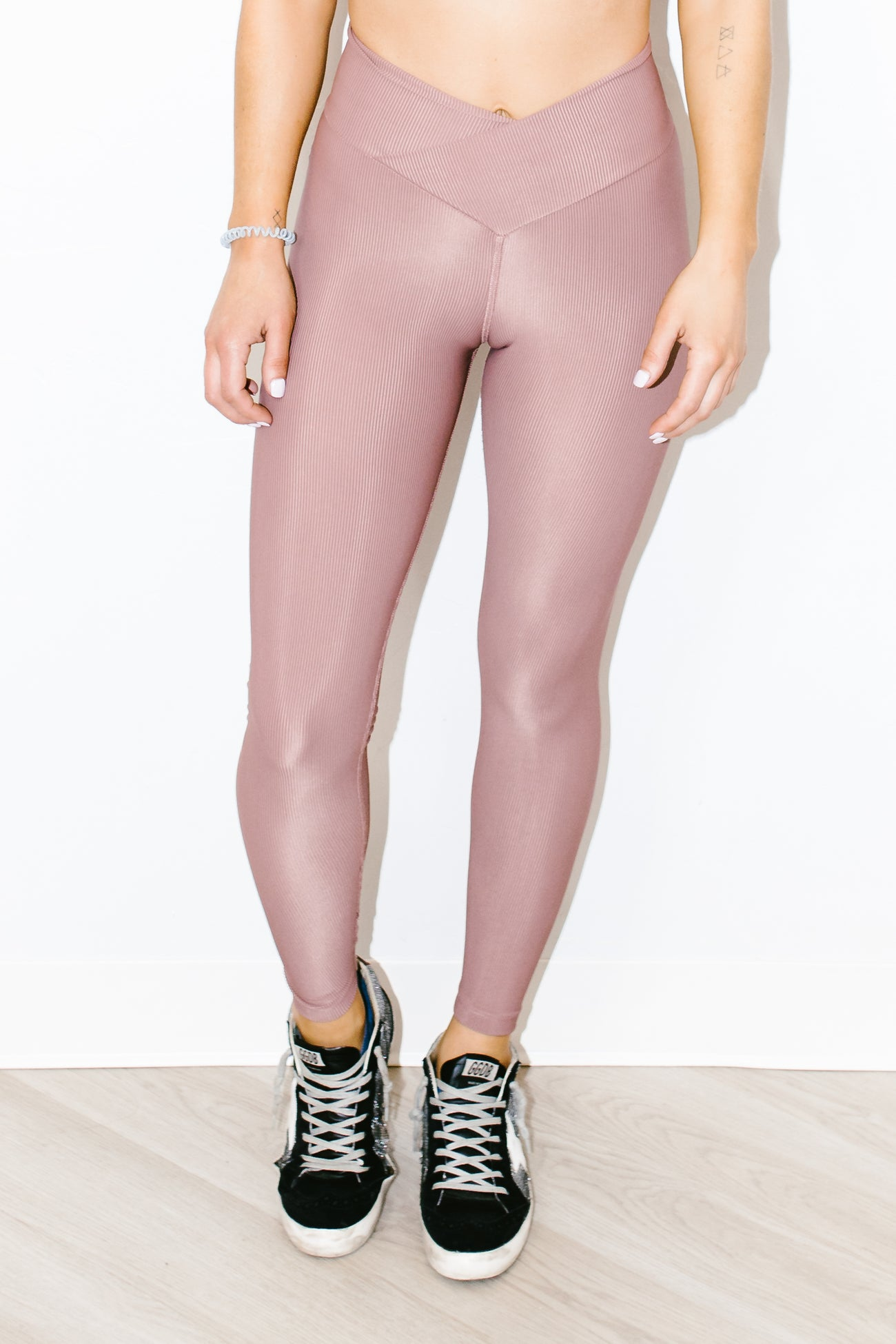 Cara Legging in Toast