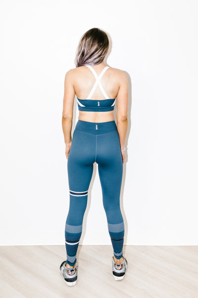 Misha Legging in Mineral Air