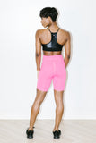 The Diana Short in Hot Pink